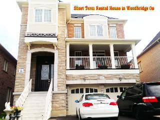Star Hotel Quality Short-Term Full House n Toronto - Markham vacation rentals