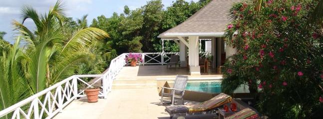 Cricket at Saint Jean, St. Barth - Very Private, Great Location, Pool - Saint Jean vacation rentals