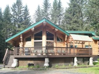 Bear Paw Lodge : Beautiful Custom-Built Log Home ! - Seward vacation rentals