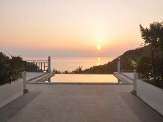 Sky Villa - Stunning Sea View Villa - Image 1 - Koh Phangan - rentals