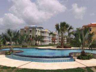 Beach swimming pool - Garden Beach Apartment - Loiza - rentals