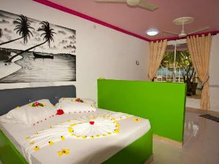 The Amazing Noovilu Guesthouse Room And Food - Maldives vacation rentals