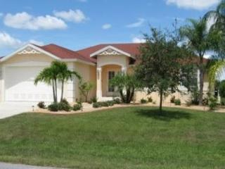 Rosejay Villa overlooking a Lake & Golf Course - Punta Gorda vacation rentals