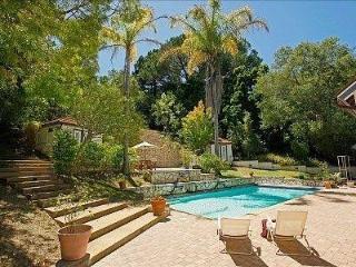 Montecito Sycamore Canyon Estate-Acre-Gated-POOL! - Santa Barbara vacation rentals