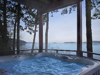 Waterfront Home with Hot Tub!! - (Channel Heights) - Friday Harbor vacation rentals