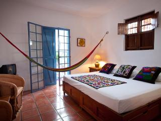 Tamarindo B&B Ocaso Upstairs fan room - Cozumel vacation rentals