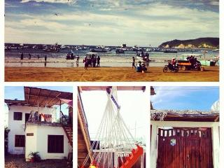 House in front of the beach - Image 1 - Puerto Lopez - rentals