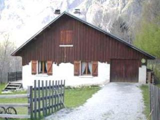 Vue extérieure - Lodgings to rent in the French Alps - Isère Oisans - Chantelouve - rentals