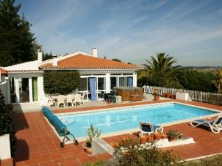 1003991 - Beautiful Air Conditioned Country Villa with large private Pool, Free Wifi - Sleeps 6 - Caldas da Rainha - Alcobaca vacation rentals