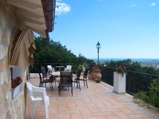 Splendida Vista Mare- Villa Di Grande Charme - Castelnuovo Magra vacation rentals