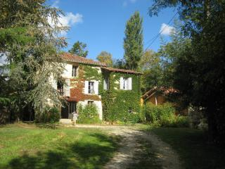 A beautiful mill upon the river Baïse in France - Aignan vacation rentals
