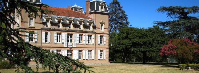 Chateau de Soules - Chateau de Soules, St Ybars, Midi Pyrenees, France - Ariege - rentals