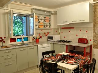 Red apartment in a historical Kuzguncuk house - Istanbul vacation rentals