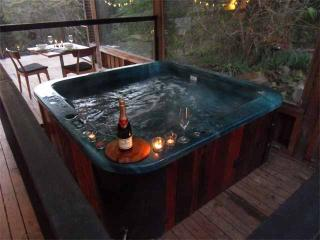 Saturna; private hot tub - Daylesford vacation rentals