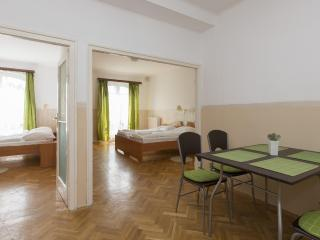 Spacious apartment with free internet at City Park - Budapest & Central Danube Region vacation rentals