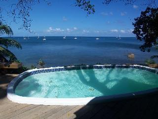 West Bay Beach Front Crabby Cabin Ocean view - Roatan vacation rentals