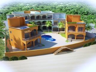 Casita del Faro- Oceanfront Three Bedroom Home - Puerto Morelos vacation rentals