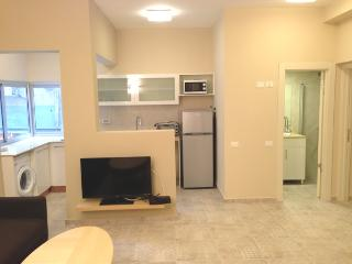 Brand new 3 room furnished apartment near the beach - Israel vacation rentals