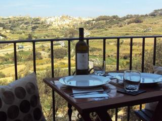 2 bedrooms, country view apartment + free internet - Mellieha vacation rentals