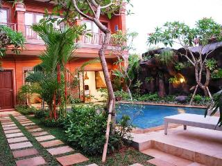 Villa Asih, best located in the centre of Sanur - Bali vacation rentals