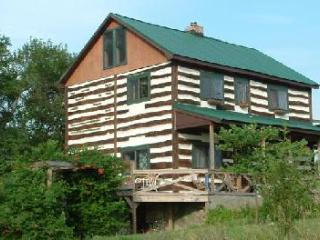 Refurbished 1800's log cabin in a country setting - Fort Loudon vacation rentals