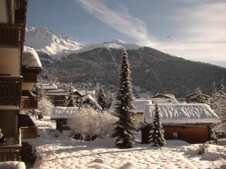 Facing south, next to Sportcenter, central - Verbier vacation rentals