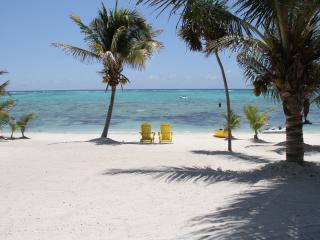 Beachfront To A Breathtaking Crystal Clear Turquoi - Tulum vacation rentals