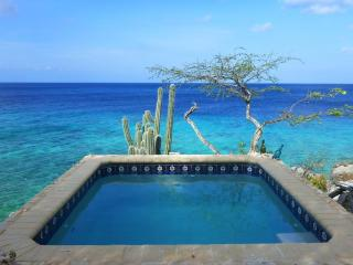 ON THE SEA-Most unique seaside cottage on Curacao! - Curacao vacation rentals
