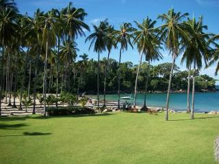 Beachfront Mexican Palapa villa in gated paradise - Platanitos vacation rentals