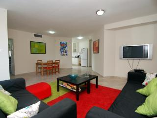 Hama'apilim - (by the beach) - Herzliya 2 Bed Apt - Herzlia vacation rentals