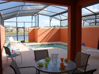 Paradise Palms 4 Bedroom Villa with Private Pool Overlooking Lake - Kissimmee vacation rentals