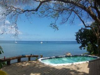 The Jellyfish Studio Villa has awesome Ocean Views - Roatan vacation rentals