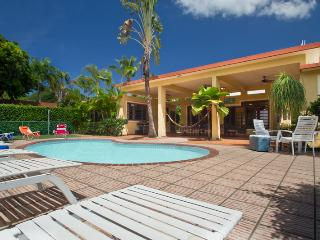4-Acre Beachfront Home in Rincon, Puerto Rico - Rincon vacation rentals