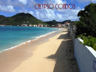 TI-CALYPSO... beachfront condo on fabulous Grand Case beach...get ready for a great vacation! - Grand Case vacation rentals