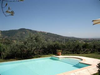 VillaStefania Old Farmhouse Great View on Cortona - Cortona vacation rentals