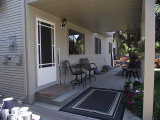 Ground Level Suite On East Hill in Vernon BC. - Silver Star Mountain vacation rentals