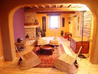 The Anthropologite: charming Ardennes stonehouse eco-renovated in 2013 - Namur vacation rentals