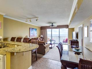 Master Bedroom and Living room with Gulf View - Panama City Beach vacation rentals