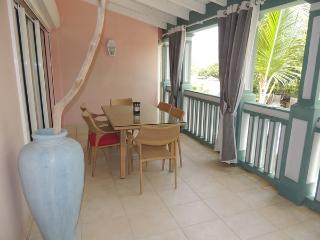 2 Bedroom's appt with small sea view - Saint Martin vacation rentals