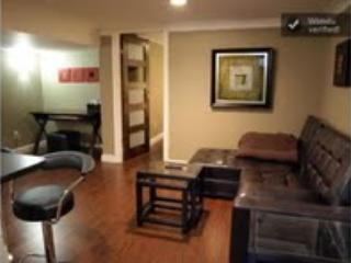 Living Room - WOW  Downtown - Lower 1-Bedroom Apartment - Toronto - rentals