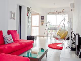 Stylish and playful pool apartment - Larnaca District vacation rentals