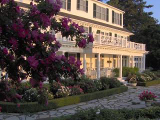 Restored Greek Revival Home on Lake Michigan Beach - Harbor Springs vacation rentals