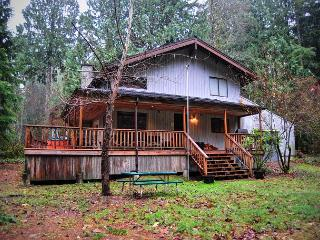 Riverview, Fireplace, Hot Tub, wifi - Welches vacation rentals