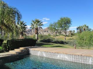 3 Bedroom Plus Den Pool Home with Mountain & Golf Course Views - La Quinta vacation rentals