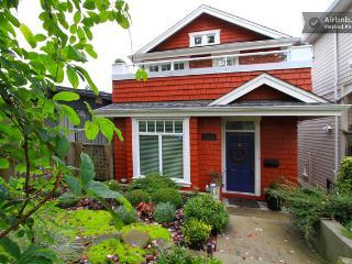 Central Convenient Private Vancouver Garden Suite - Vancouver vacation rentals