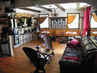 ROOM CHALET SWISS HOUSE CENTER OF VILLAGE - Saint Sauveur des Monts vacation rentals
