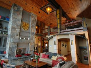 Luxury, Panoramic View Lodge in North Tahoe - Truckee vacation rentals