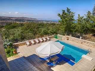 Despina is a traditional stone built house - Triopetra vacation rentals