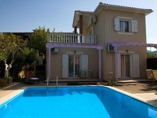 Private villa with swimming pool, bbq, walk to Nidri town center - Lefkas vacation rentals
