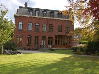 Northern France, in an exceptional 19th century mansion - Lille vacation rentals